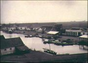 Bandar Batavia Medio abad 20