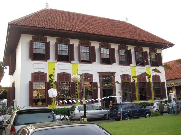 Gedung Arsip Nasional di tahun 2007