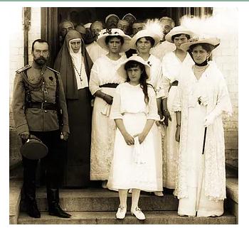 Elizabeth and Tsar