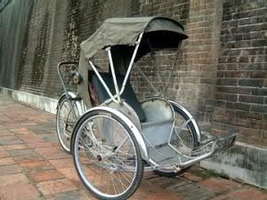 Becak dari Vietnam
